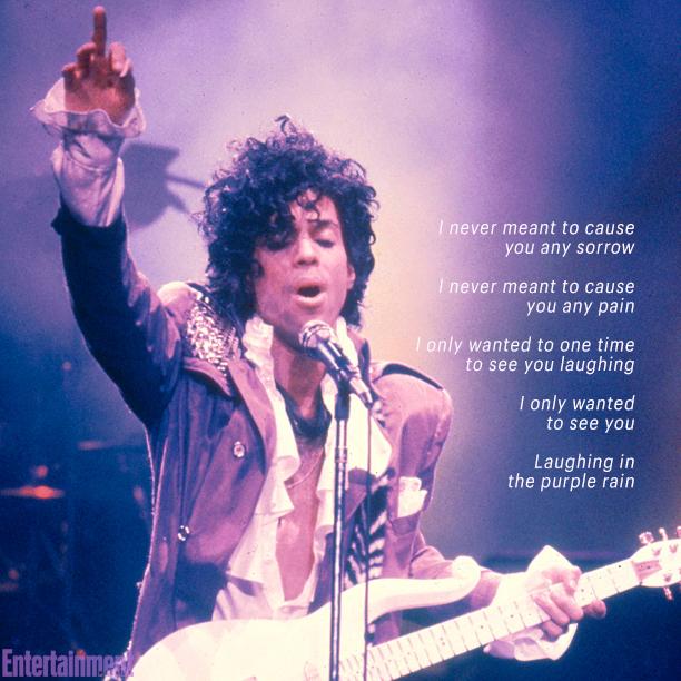 "Prince, ""Purple Rain"""