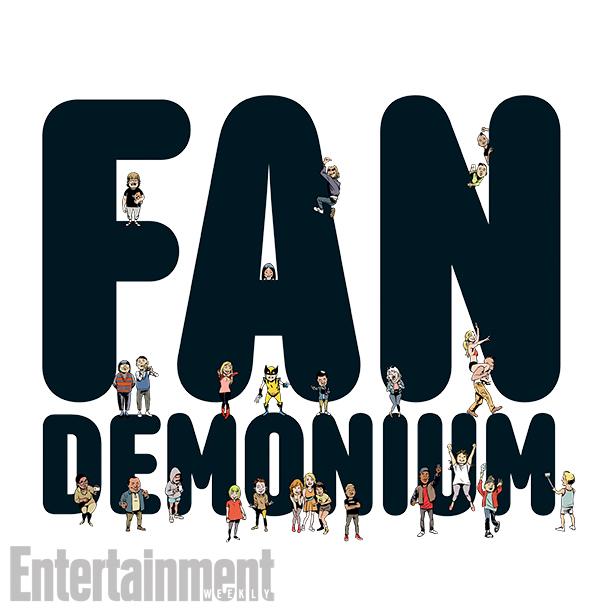 Fandemonium!