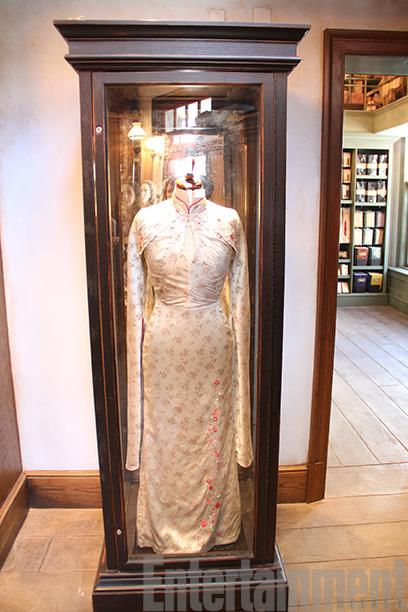 Cho Chang's Yule Ball Dress