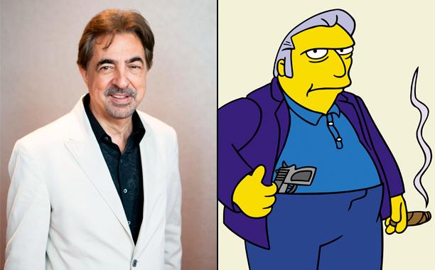 Joe Mantegna Voices Fat Tony