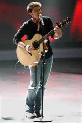 Kris Allen, American Idol