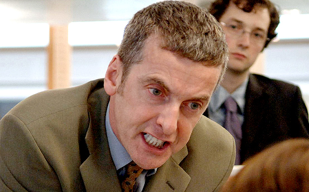 Malcolm Tucker, 'The Thick of It'