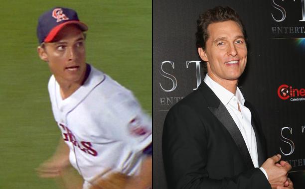 Matthew McConaughey (Ben Williams)