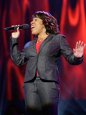 American Idol, Melinda Doolittle | 10. MELINDA DOOLITTLE, ''My Funny Valentine'' (Season 6) Is it possible to perform too well on Idol ? In the case of Melinda's luscious semifinal…