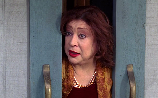 Miss Patty (Liz Torres)