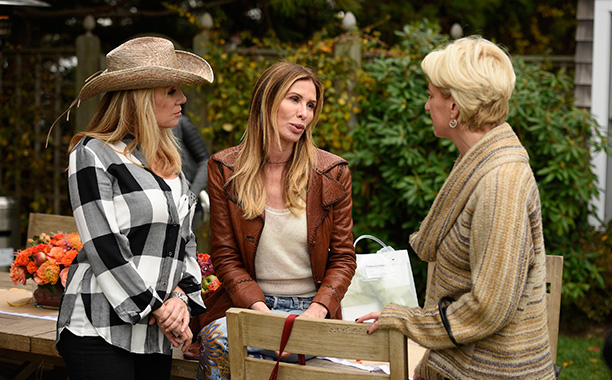 10. Carole Radziwill (Real Housewives of New York)