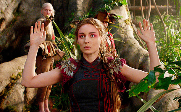 Rooney Mara as Tiger Lily in Pan