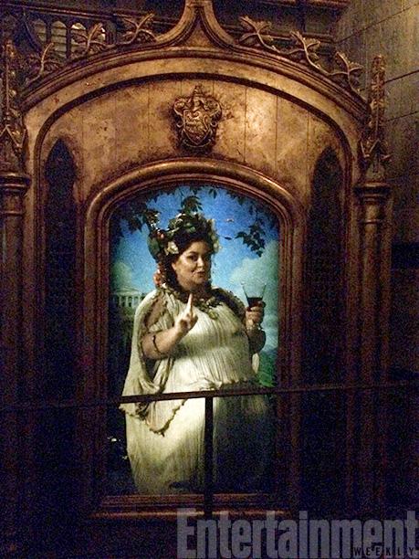The Fat Lady Portrait