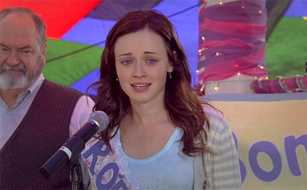 Rory Gilmore (Alexis Bledel)