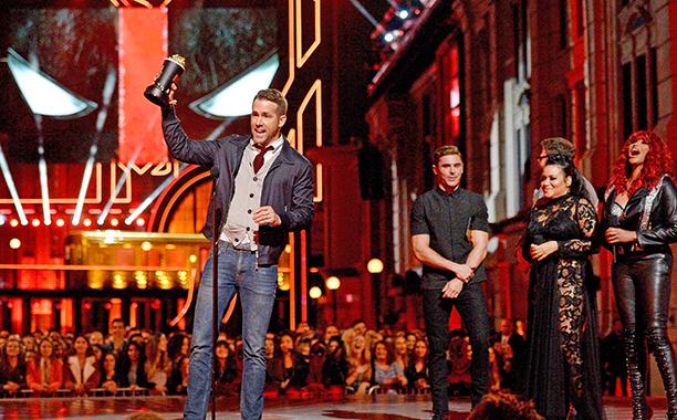 MTV Movie Awards: Best Moments