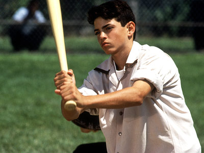 The Sandlot | BENJAMIN FRANKLIN ''BENNY THE JET'' RODRIGUEZ PLAYED BY Mike Vitar MOVIE The Sandlot (1993) POSITION Outfield TEAM The Sandlot gang STATS Benny is the only…