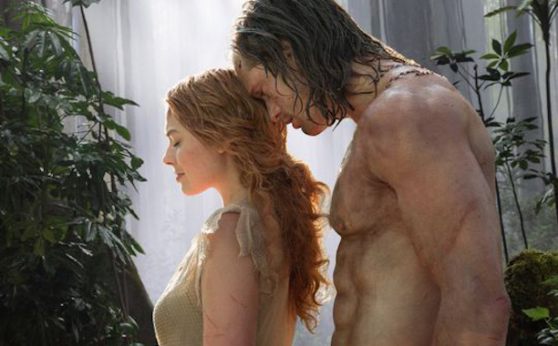 'The Legend of Tarzan'