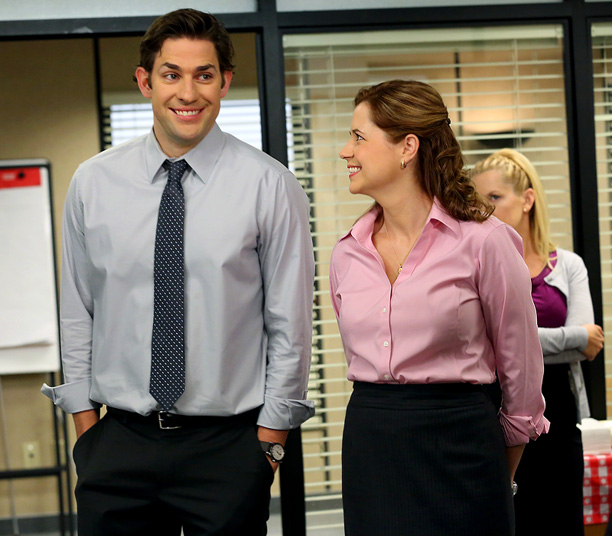 The Office Jim Pam