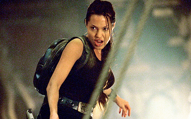 Lara Croft, The Lara Croft Movies (Angelina Jolie)