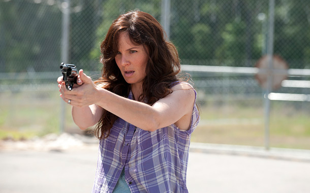 Lori Grimes (Sarah Wayne Callies), The Walking Dead