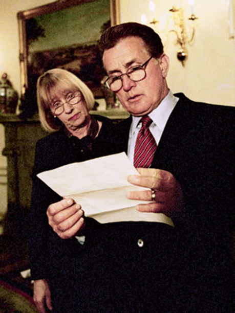 Mrs. Landingham (Kathryn Joosten), The West Wing