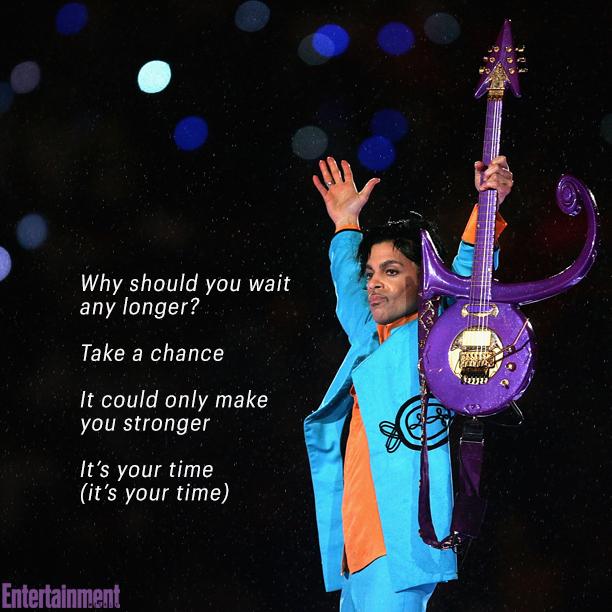 "Prince, ""Cream"""