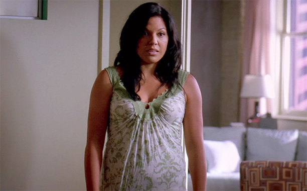 Callie's Moment After Hahn's 'I See Leaves' Speech