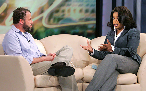 Oprah Fries James Frey