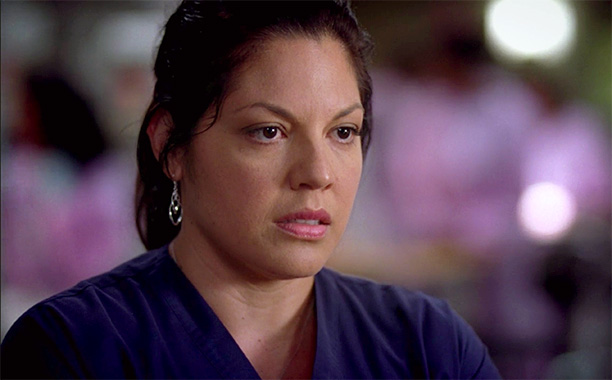When She Realizes Arizona Cheated on Her