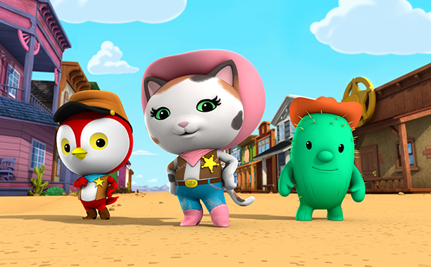 2013: Landed Voice Acting Role on Disney Junior's Sheriff Callie's Wild West