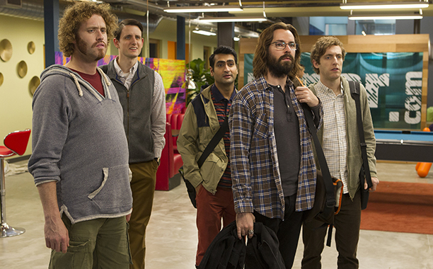 ALL CROPS: Silicon Valley Season 3, Epiosde 2 - May 1, 2016 T.J. Miller, Zach Woods, Kumail Nanjiani, Martin Starr, Thomas Middleditch