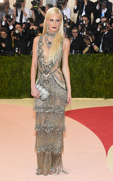 BEST: Poppy Delevingne