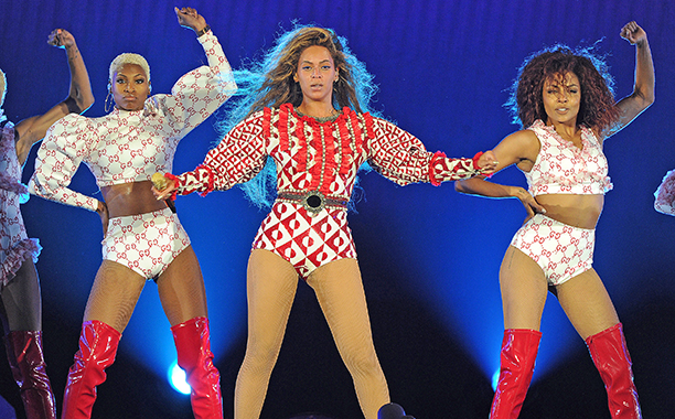 Beyoncé Opens Formation Tour in Miami