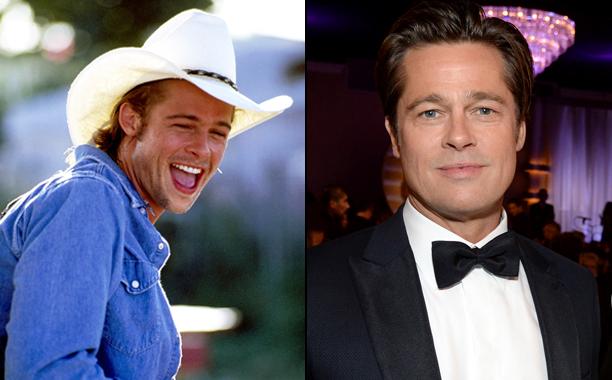 Brad Pitt as J.D.