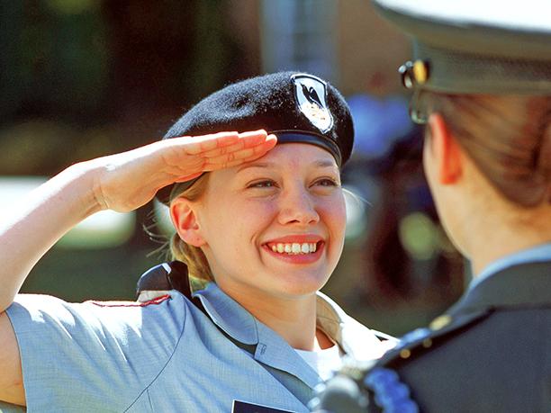 9. Cadet Kelly