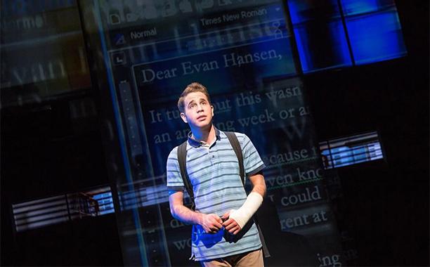 GALLERY: Best Stage of 2016: Dear Evan Hansen Broadway Play