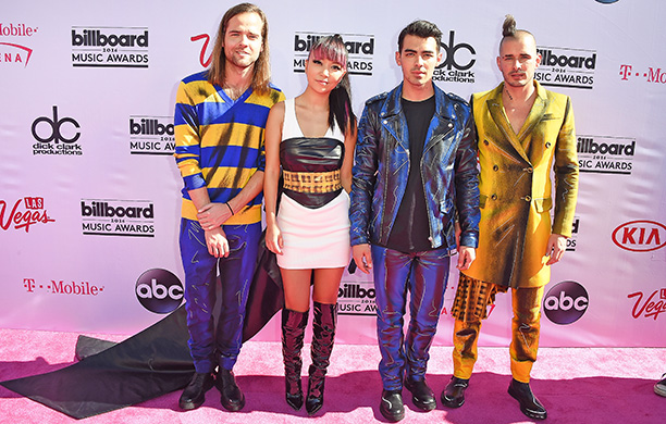 WORST: Jack Lawless, JinJoo Lee, Joe Jonas and Cole Whittle