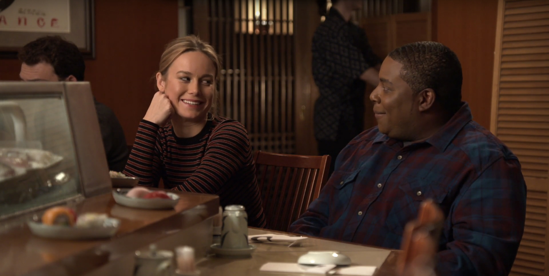 Brie Larson SNL promos