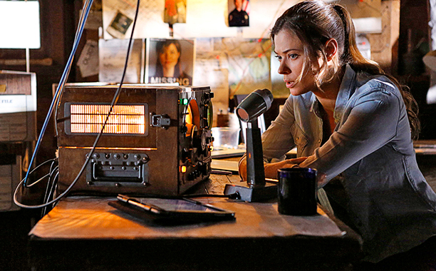 Frequency (Wednesdays, 9 p.m. ET on The CW)