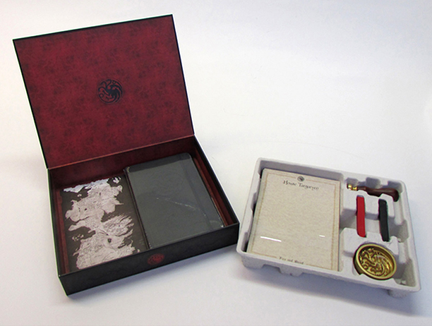 Game of Thrones Stationery Sets