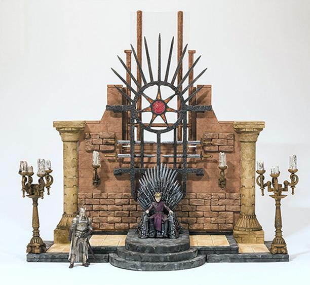 Iron Throne Construction Set