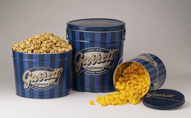 Garrett popcorn (November 2002)