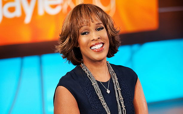 Gayle King (Professional BFF)