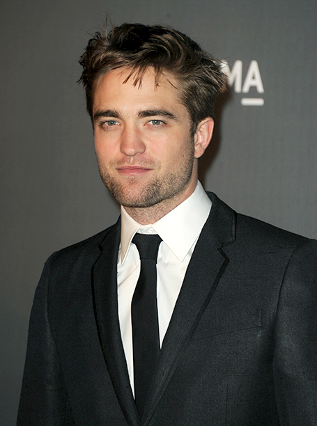 Robert Pattinson at the LACMA 2012 Art + Film Gala on October 27, 2012