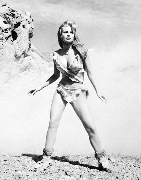 Raquel Welch as Loana inOne Million Years B.C.