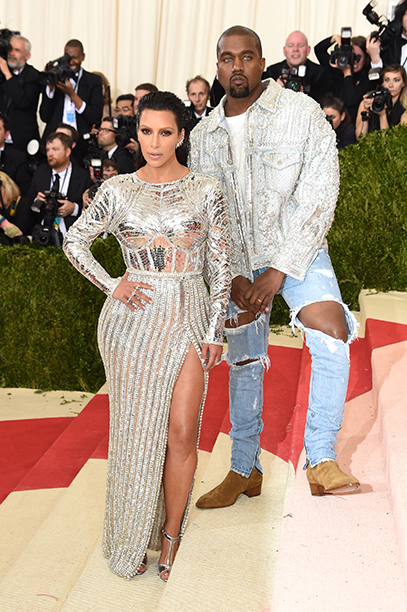MOST OUTRAGEOUS: Kim Kardashian and Kanye West
