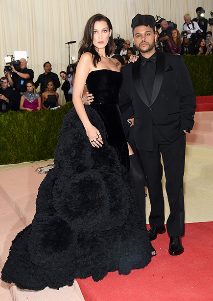 BEST: Bella Hadid and The Weeknd