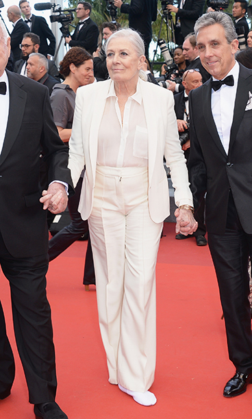 BEST: Vanessa Redgrave