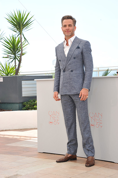 BEST: Chris Pine
