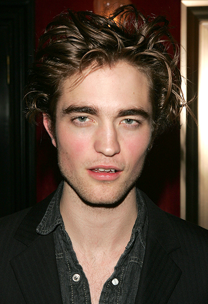 Robert Pattinson at the New York City Premiere of Harry Potter and the Goblet of Fire on November 12, 2005