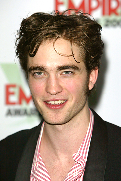 Robert Pattinson at the Empire Film Awards on March 13, 2006