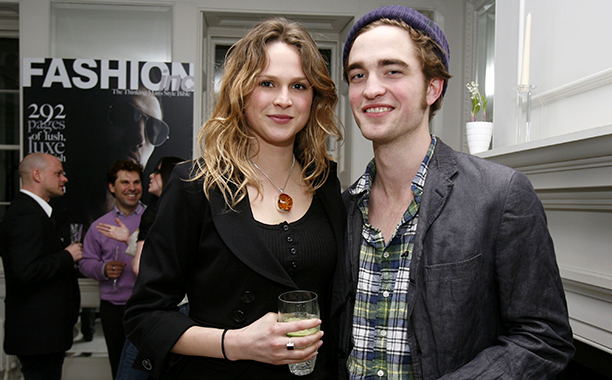 Robert Pattinson at the Fashion Inc Launch Party on March 22, 2006
