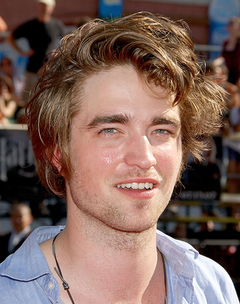 Robert Pattinson at the Hollywood Premiere of Harry Potter and The Order of the Phoenix on July, 8, 2007