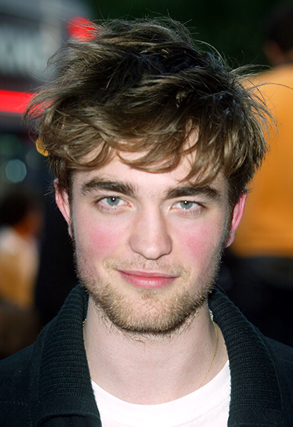 Robert Pattinson at the London Premiere of House of Wax on May 24, 2005