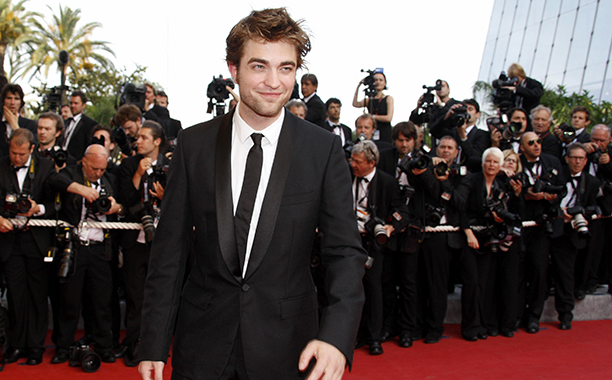 Robert Pattinson at the 62nd Cannes Film Festival on May 20, 2009